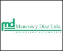 Autos de Meneses y Diaz