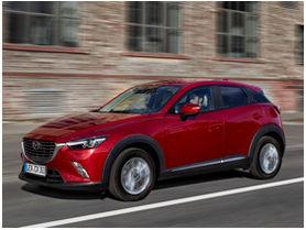 Mazda CX-3: Diversión en formato compacto