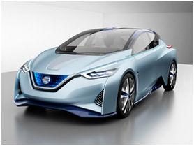 Nissan TITAN Warrior e IDS Concept: Sorprendente potencia y eficiencia en Detroit