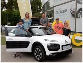 Citroën C4 Cactus: Viaje eficiente a la Patagonia