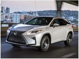 Lexus RX: Lujo salvaje y seguro