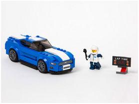 Conoce los nuevos Ford… ¡En formato Lego!