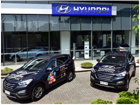 Hyundai es el auto oficial del Festival de Viña 2016