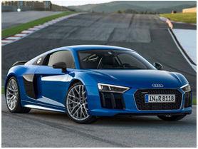 La máxima performance con el nuevo Audi R8 V10 plus