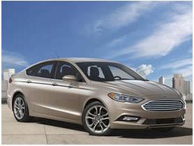 Ford Fusión, regreso al sedán