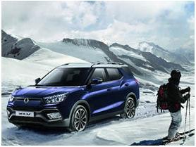 Llega el XLV, nuevo SUV de Ssangyong