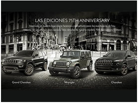Jeep celebró 75 años de historia