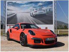 La velocidad y la potencia se toman Chile con el Porsche World Roadshow 2016