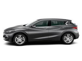 Infiniti trae su nuevo XQ30, SUV compacto premium