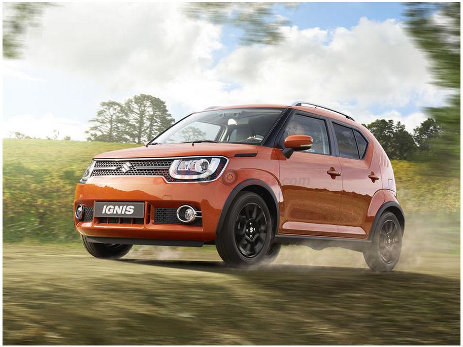 Nuevo Suzuki Ignis: retro hacia el futuro