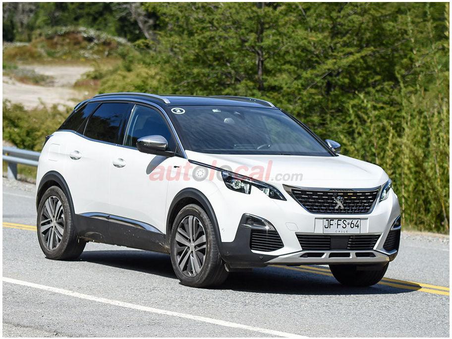 Nuevo Peugeot 3008: Un SUV que ruge con fuerza