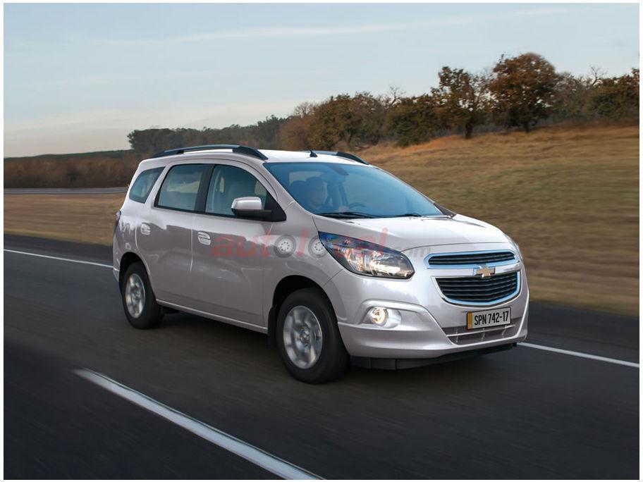 Chevrolet sigue sus lanzamientos: Cobalt y Spin para 2017