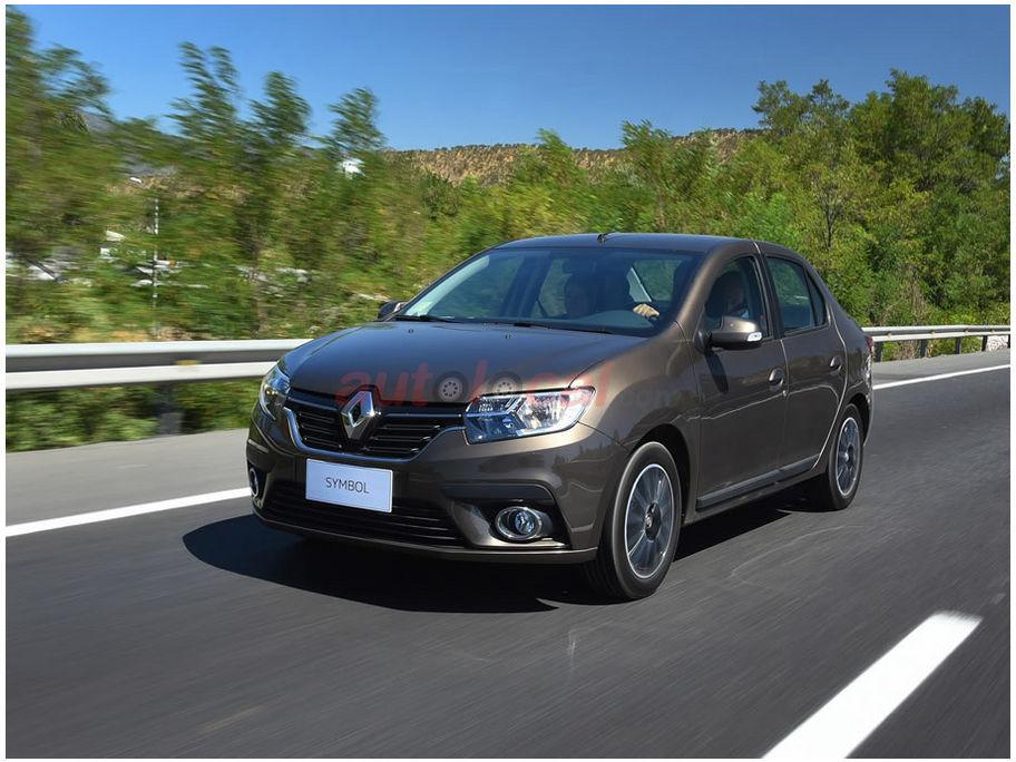 Por dentro y por fuera: Renault Symbol llega totalmente renovado