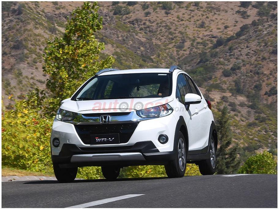 Llega a Chile el Honda WR-V, el SUV más compacto de la marca japonesa