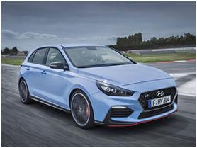 Hyundai estrena su nuevo modelo deportivo i30 N