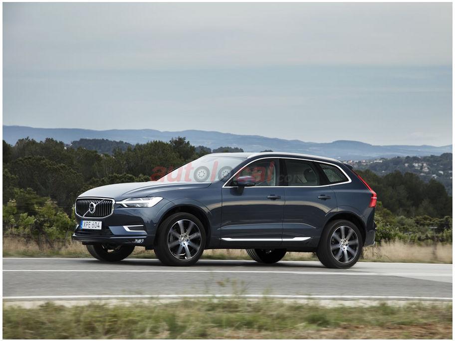 Con The All-New XC60 Volvo impulsa la conducción del futuro