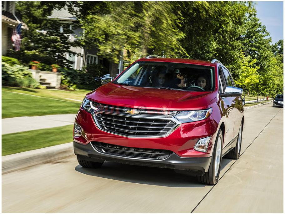 All New Chevrolet Equinox: El balance perfecto entre diseño y tecnología