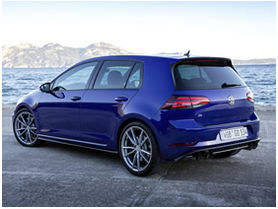 Volkswagen Golf R: Cuando el más veloz, llega aun más rápido