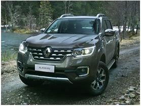 Renault Alaskan más conectada y tecnológica