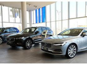 Volvo estrena en Chile nuevos modelos híbridos