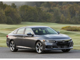 "Honda Accord, elegido como ""Mejor Auto Familiar"" del 2019"