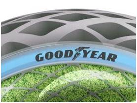 Goodyear presenta en Chile su prototipo de neumático Oxygene, diseñado para apoyar una movilidad