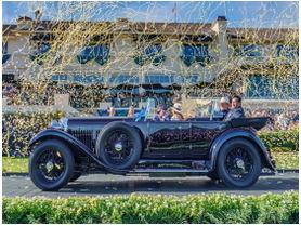 Un Bentley 8 litros de 1931 es Elegido el Auto más Lindo del Mundo