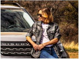 Carolina de Moras inicia nueva aventura junto a Land Rover