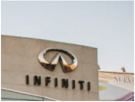 Infiniti realiza test drives abierto a público