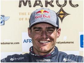 Casale se consagra como campeón en cuatriciclos en el Rally de Marruecos