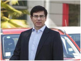 Cristian Rodríguez Ibáñez asume como nuevo gerente general de Cidef S.A.