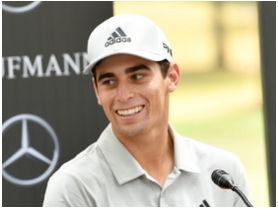 Joaquín Niemann analiza su año 2019 y renueva alianza con Mercedes-Benz y Kaufmann