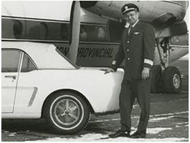 La historia del hombre que vendió sin saber -y salvó- el Ford Mustang n°1