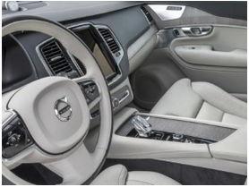 Volvo XC90 plug-in hybrid es nombrado como el SUV de lujo en Texas