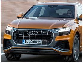 La octava dimensión llega con el completamente nuevo Audi Q8