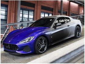 El nuevo GranTurismo Zéda proyecta a Maserati hacia el futuro
