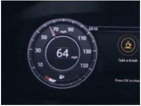 Driver condition monitor: la tecnología de Jaguar para detectar signos de agotamiento del conductor