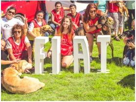 Exitosa campaña Fiat Guau