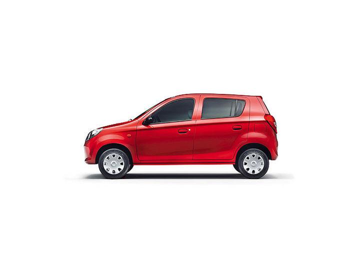 Suzuki Alto NUEVO ALTO 800 GLX