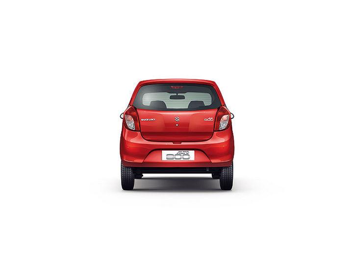 Suzuki Alto 0.8 G MT DLX AA 2AB ABS