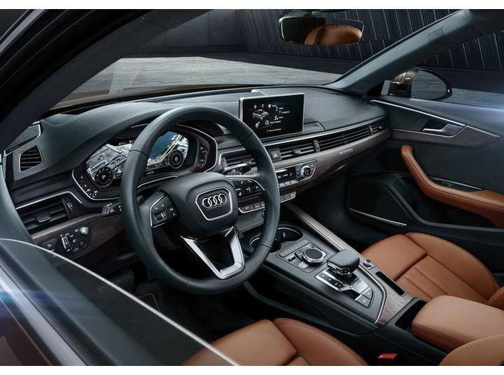 Audi A4 2.0 D AT 4X2 TDI Design 4P
