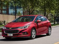 Autos nuevos Chevrolet Cruze HB