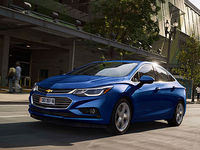 Autos nuevos Chevrolet Cruze