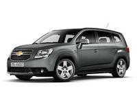 Autos nuevos Chevrolet Orlando