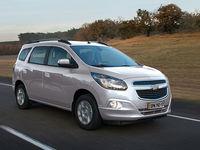 Autos nuevos Chevrolet Spin
