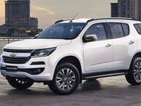 Autos nuevos Chevrolet TrailBlazer