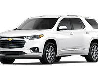 Autos nuevos Chevrolet Traverse