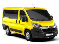 Autos nuevos Citroen Jumper Minibus
