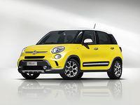 Autos nuevos Fiat 500 L