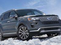 Autos nuevos Ford Explorer